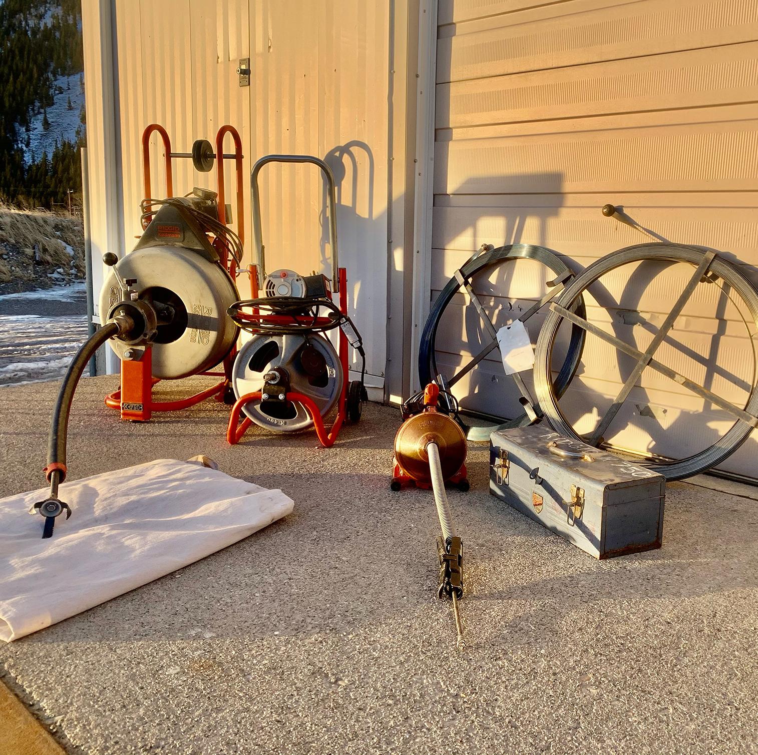 Goosen Plumbing and Heating Drain Cleaning