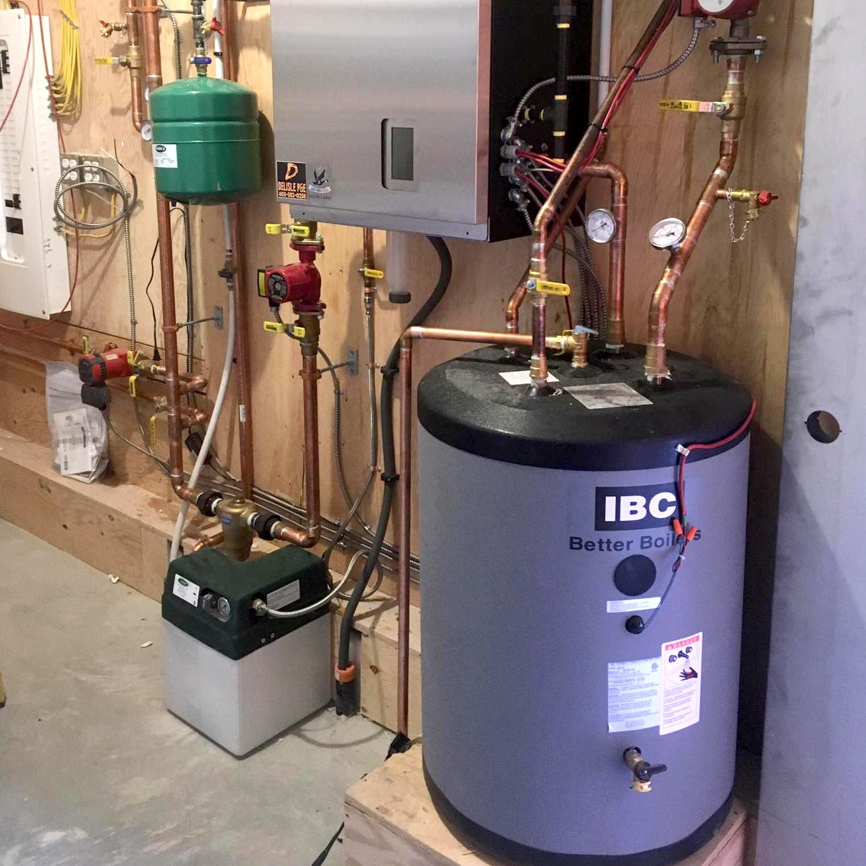 Goosen Plumbing and Heating Boiler